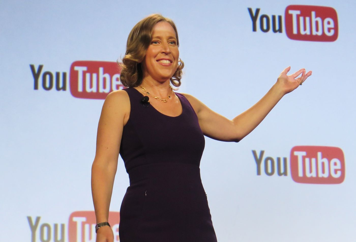 Youtube CEO'su Susan Wojcicki'